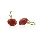 Leo Chalcedony earrings
