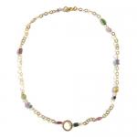 Jaipur necklace by Karen Morrison
