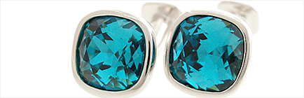 Gemstone Cufflinks at Joots Jewellery