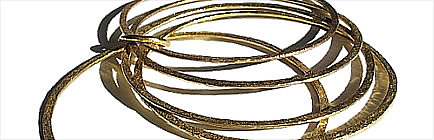 Bangles at Joots Jewellery